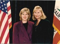 Women in Leadership ~ Tipper Gore